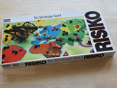 Risiko - Spielbox