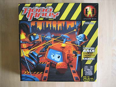 Robo Rally - Spielbox