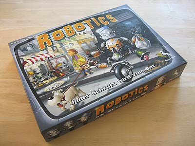 Robotics - Spielbox