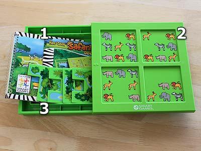 Safari Spiel
