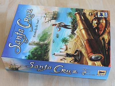 Santa Cruz - Spielbox
