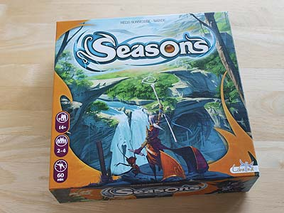 Seasons - Spielbox