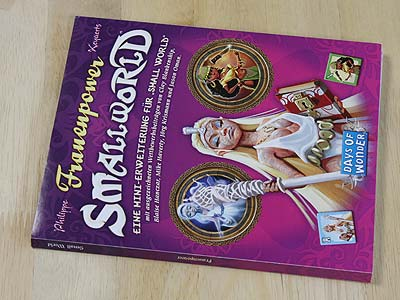 Small World - Frauenpower - Spielbox