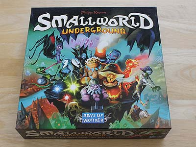 Small World - Underground - Spielbox
