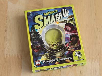 Smash Up - Spielbox
