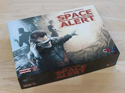 Space Alert - Spielbox