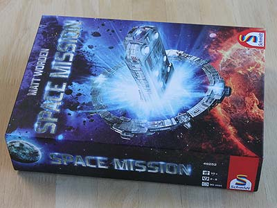 Space Mission - Spielbox