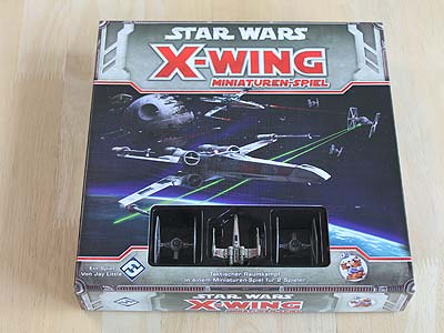Star Wars X-Wing Miniaturen-Spiel - Grundspiel - Spielbox