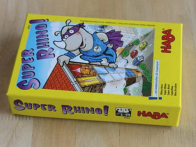 Super Rhino! - Spielbox