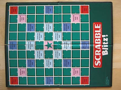Scrabble Blitz! - brettspiele-report