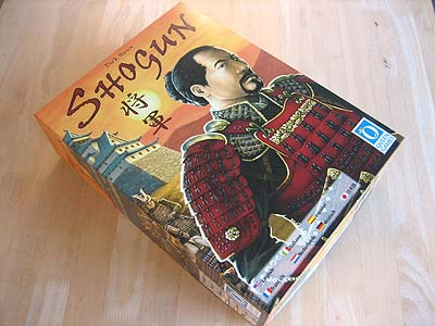 Shogun - Spielbox