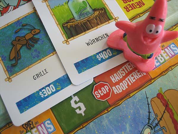 Spiel Des Lebens Spongebob Schwammkopf Brettspiele Report