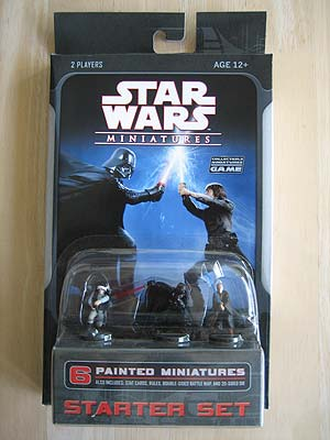 Star Wars Miniatures - Starter Set - Spielbox