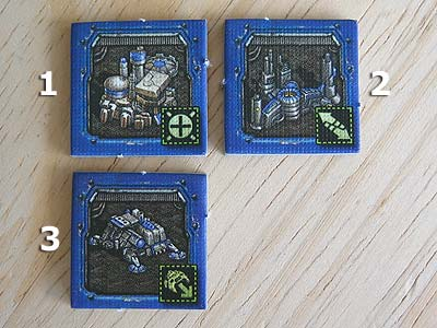 StarCraft - Brood War - Module Tokens