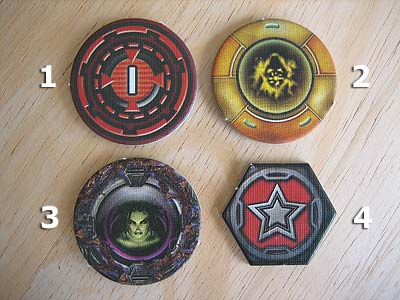 StarCraft - Brood War - Other Tokens