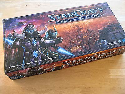 StarCraft - Spielbox