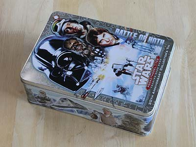 Star Wars - Pocketmodel - TCG - Battle of Hoth Tin - Spielbox