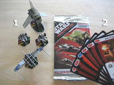 Star Wars - Pocketmodel - TCG - Spielmaterial