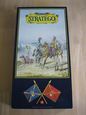 Stratego - Spielebox