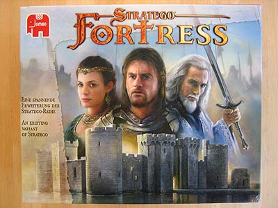 Stratego Fortress - Spielbox