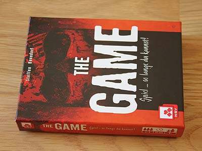 The Game - Spielbox