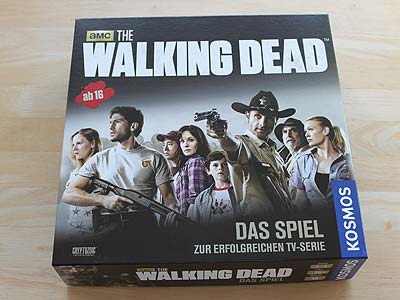 The Walking Dead - Das Spiel - Spielbox