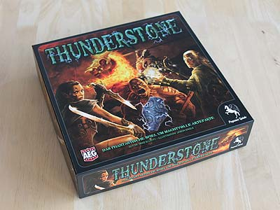 Thunderstone - Spielbox