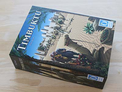 Timbuktu - Spielbox