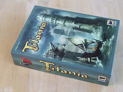 Titania - Spielbox