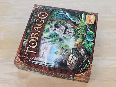 Tobago - Spielbox