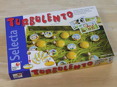 Turbulento - Spielbox