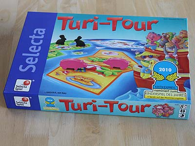 Turi-Tour - Spielbox