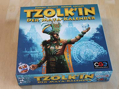 Tzolk'in - Spielbox