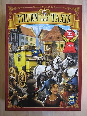 Thurn Und Taxis Brettspiel