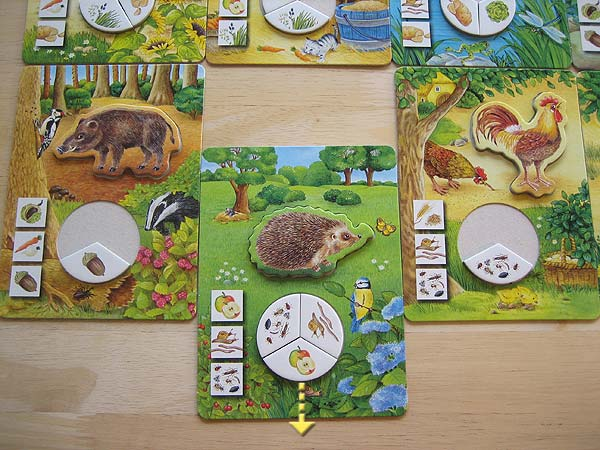 Spiel Tiere Füttern