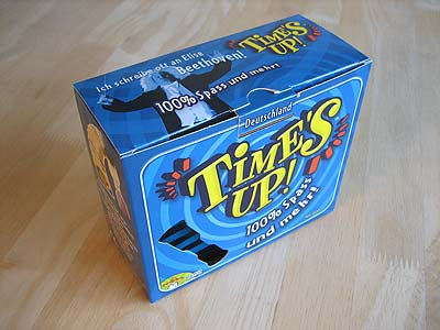 Time´s Up! - Spielbox
