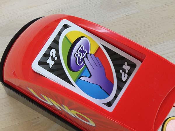Kartentausch uno regeln Der Spieler: