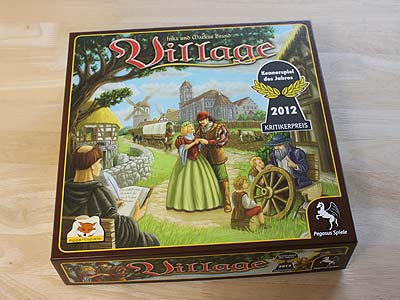 Village - Spielbox