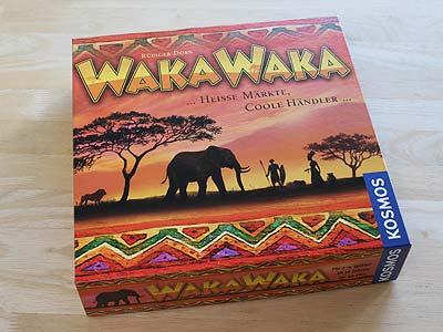Waka Waka Spiel
