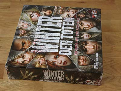 Winter der Toten - Spielbox