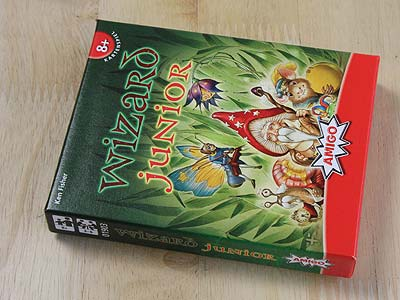 Wizard Junior - Spielbox