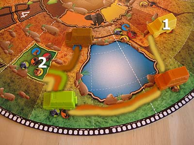 Wildlife - Spielende