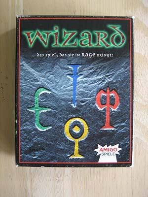 Wizzard Spiel