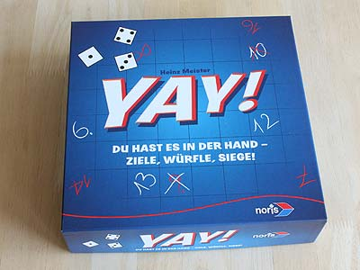YAY! - Spielbox