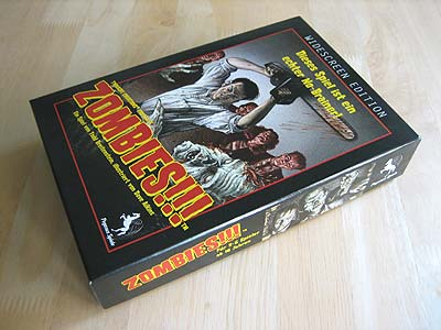 Zombies!!! - Spielebox